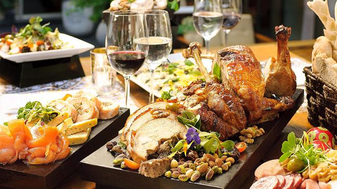 comer y no engordar en navidad