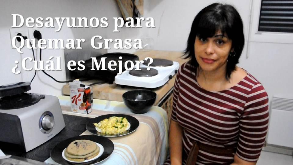[MND TV] Desayunos para Quemar Grasa ¿Cuál es el Mejor?