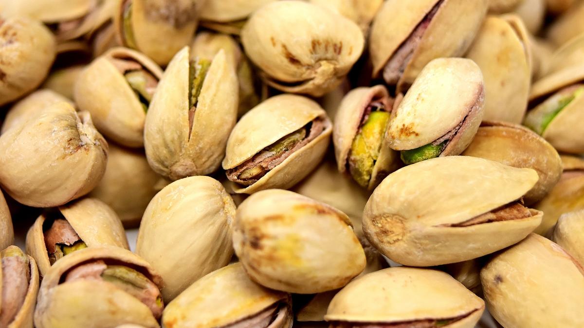 alimentos anticancer pistachos