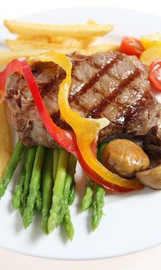 Combinar los alimentos adecuadamente te ayudará a adelgazar