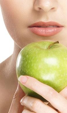 Si en la dieta dice que hay que comer manzana verde ¿quiere decir que no puedo comer la roja?