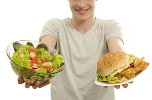 Tu cerebro te engaña cada vez que eliges qué comer