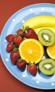 La fruta tiene fructosa, la fructosa es mala... ¿la fruta es mala entonces?