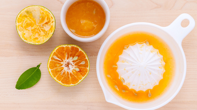 zumo jugo de frutas para bajar de peso
