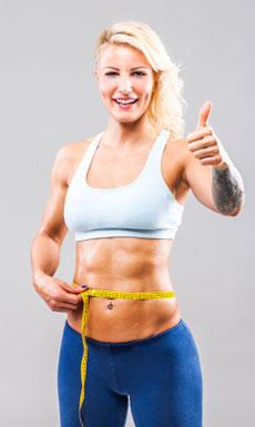 Para lograr tu abdomen plano y marcado no hagas abdominales, haz estos ejercicios