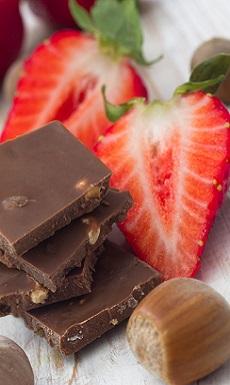 Quién se iba a imaginar que una de las combinaciones más sabrosas no sólo es saludable, sino que ayuda a prevenir la diabetes...
